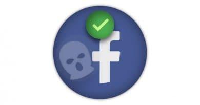Get back facebook