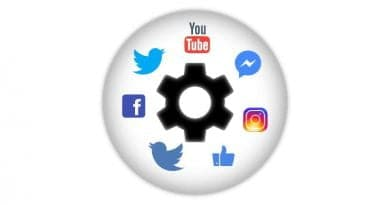 social media direct us